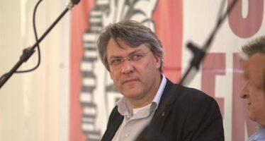 Maurizio Landini: «Cambiare i trattati Ue, non la Costituzione»