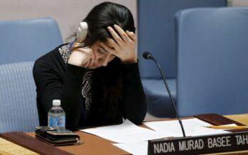 La guerra agli yazidi sul corpo delle donne