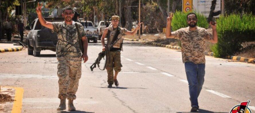 Cade Sirte, roccaforte del califfo in Libia