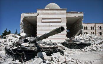 «Soluzione politica per la Siria» dicono Russia, Turchia e Iran