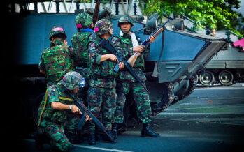 11 attentati in Thailandia. I militari: Atto di sabotaggio locale