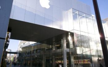 Bruxelles addenta il brand della mela