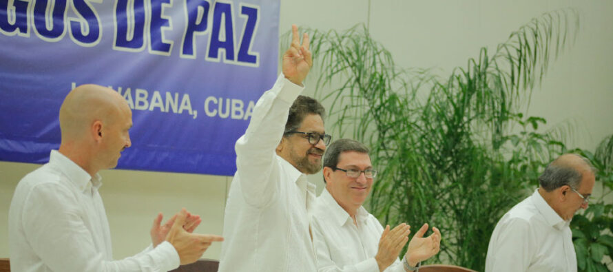 A Peace Stable and Lasting in Colombia