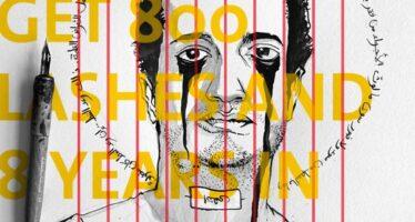 Ashraf Fayadh, poet…NOT FORGOTTEN