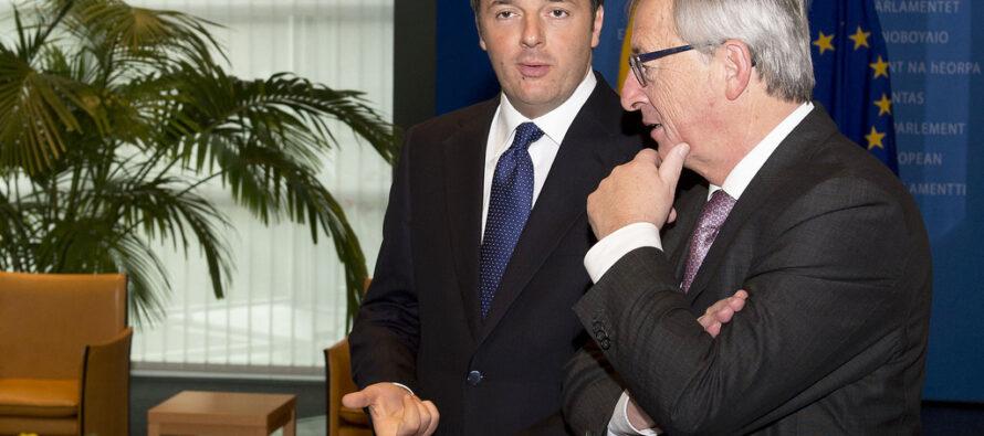 Juncker è a un bivio pericoloso, tra linea dura e spiragli all'Italia