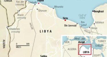 Macron incontra Haftar e Serraj. Cessate il fuoco in Libia