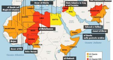 Al Qaeda o Califfo, chi sta con chi