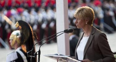 Le basi italiane sono già in guerra