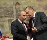 Putin con Erdogan