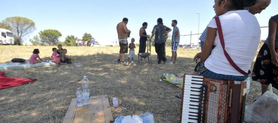 Pharrajimos, il genocidio rom