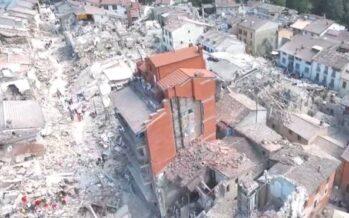 Terremoto. La rabbia dell'Umbria