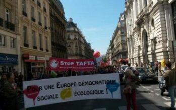 Oggi e domani mobilitazioni contro Ttip e Ceta