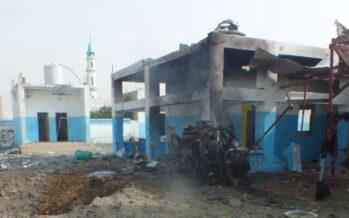 Missili Usa sugli Houthi, navi da guerra iraniane ad Aden