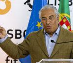 Il premier portoghese, il socialista António Costa