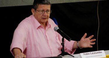 Pablo Catatumbo: Guerriglieri appoggiano Accordo Finale di Pace