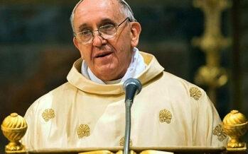 L'apertura del Papa verso le unioni omosessuali