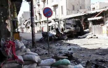 Aleppo brucia, le super potenze si insultano