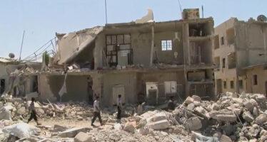 Il massacro di Aleppo tiene in piedi la guerra