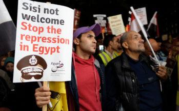 Due prigionieri egiziani morti in quattro giorni