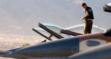 Manovre aeree per un nuovo ordine mediorientale