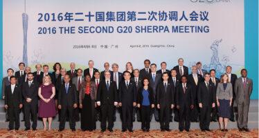 Il golpista al Sisi ospite d'onore al G20 in Cina