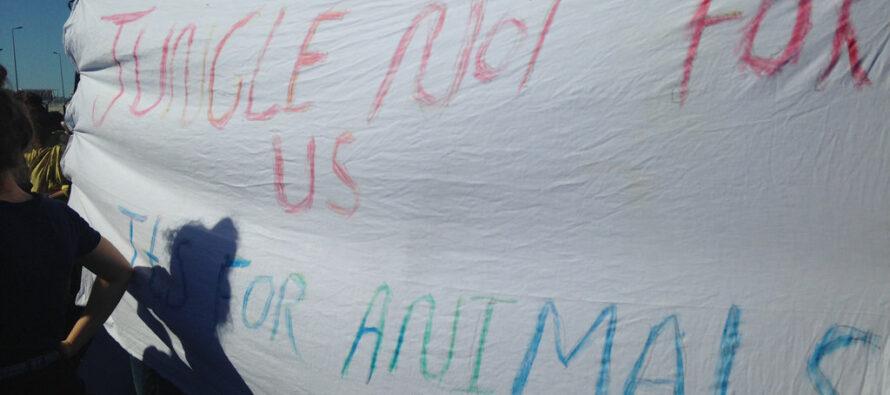 Francia. La polizia comincia a smantellare «la Giungla» di Calais