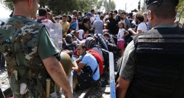 Goro e Calais. Profughi come merce di scambio