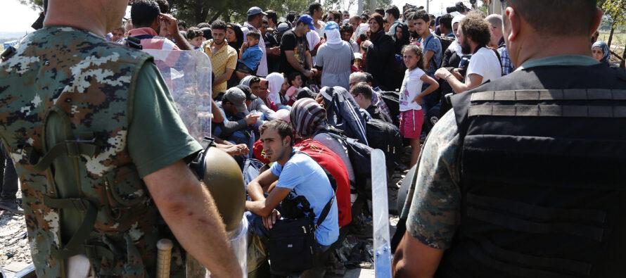 I muri costruiti dal nuovo diritto d'asilo europeo