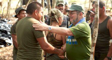 Inaugurata Conferenza Guerrigliera delle FARC-EP