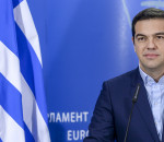 il primo ministro greco, Alexis Tsipras