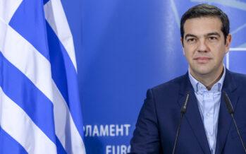Tsipras alla prova del nove sul mercato del lavoro