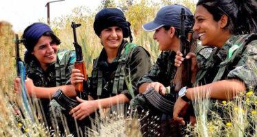L'ordine della comandante: liberiamo Raqqa