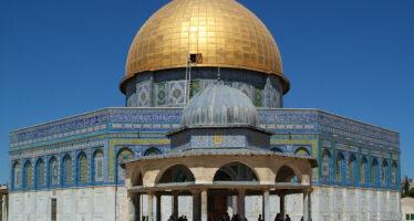 Gerusalemme. La cortina fumogena della paura