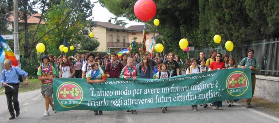 Marcia Perugia-Assisi. Contro la guerra, per la società della cura
