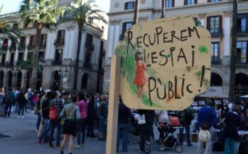 No airbnb. A Barcellona è ribellione per la decrescita del turismo di massa
