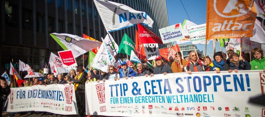 Si blocca il Ceta. Oggi il summit Ue-Canada per la firma