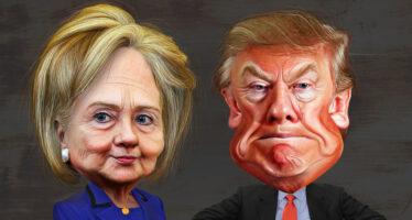 Hillary lo incalza, Donald schiva i colpi Lui: con me al governo saresti in galera