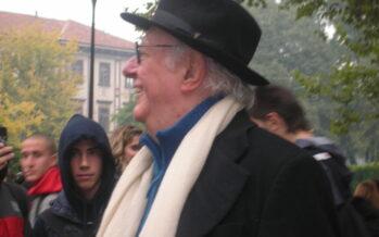 In piazza Duomo l'ultimo atto di un grande artista felice di non essere un moderato