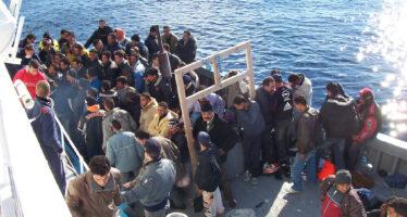 Canale di Sicilia, diecimila persone soccorse in due giorni