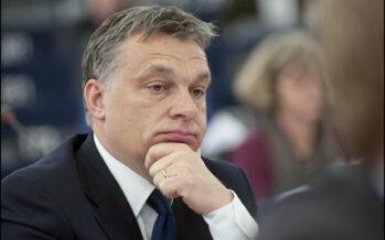Uno schiaffo a Orbán