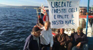 La rivolta dei pescatori sardi ferma le esercitazioni Nato