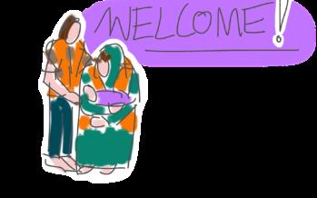 A Milano festa per dare il benvenuto ai profughi
