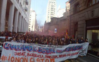 Blocchi dalla logistica alle metropoli: è sciopero generale. Oggi il «No Renzi Day»