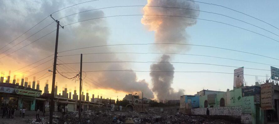 Dopo il massacro, Yemen in piazza contro Usa e Saud