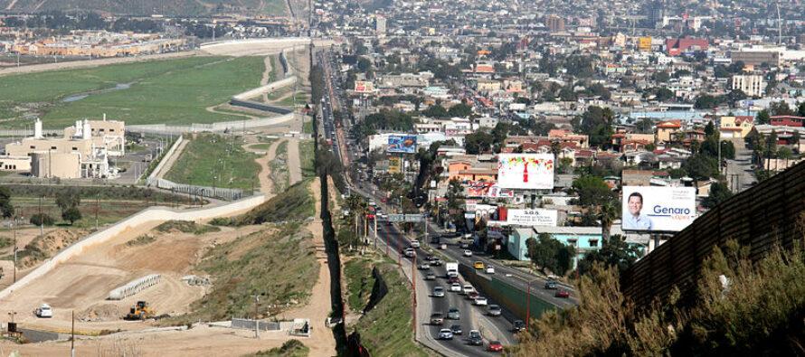 USA-Messico. Un muro lungo 3.200 chilometri