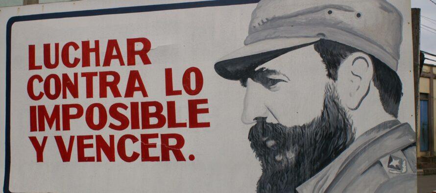 El primer día sin Fidel