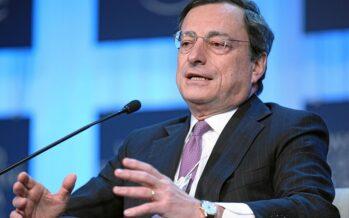 Draghi ricarica il bazooka dell'euro