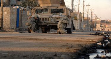 Prosegue offensiva a Mosul, il califfo al Baghdadi sarebbe nella città
