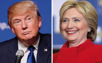 Hillary risponde all'emailgate, con la Russian connection di Trump