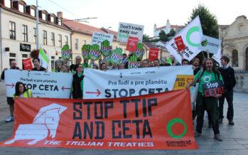 Nuovo Ttip. Cambiano i governi, ma non le minacce al futuro di ambiente e diritti